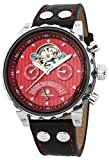 Burgmeister-Armbanduhr-fr-Herren-mit-Analog-Anzeige-Automatik-Uhr-und-Lederarmband-Wasserdichte-Herrenuhr-mit-zeitlosem-schickem-Design-klassische-Uhr-fr-Mnner