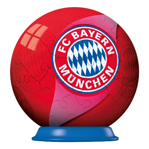 Ravensburger-11857-FC-Bayern-Mnchen-54-Teile-Puzzleball