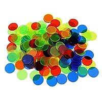 Vektenxi-Packung-mit-500-durchscheinenden-Bingo-Chips-34-Zoll-fr-Bingo-Spielkarten-Teile-19-mm-rund-Mischfarbe-34-Zoll-hohe-Qualitt