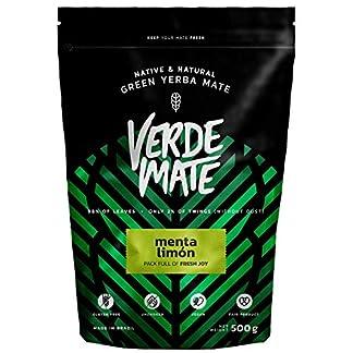 Mate-Tee-Verde-Mate-Green-Menta-Limon-Verde-Mate-Grn-Minze-Zitrone-Mate-Tee-Grn-aus-Brasilien-Hochwertige-Yerba-Mate-Qualitt-aromatisierter-Yerba-Mate