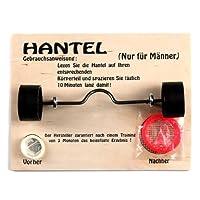 Cera-Toys-Hantel-Nur-fr-Mnner