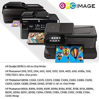 GPC-Image-Kompatibel-Patronen-Ersatz-fr-HP-364-364XL-5-Pack-fr-HP-Deskject-3070A-Photosmart-5510-5520-5522-5524-6510-6520-7510-7520-5515-b110a-b109a-c310a-5512-6512-b209a-Officejet-4620-4622