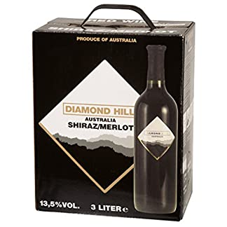 Diamond-Hill-Shiraz-Merlot-Rotwein-135-Vol-3l-Bag-in-Box