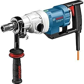 Bosch-Professional-0601189800-Professional-GDB-180-WE-Nass-Diamantbohrmaschine-180-mm-Bohrbereich-Adapter-Staubabsaugung-Kugelhahn-52-kg-2000-W-Koffer-2000-W-240-V-Schwarz-Blau-Wei