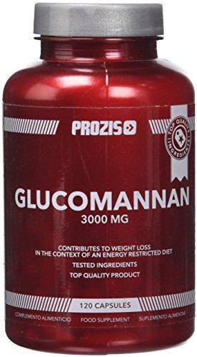 Glucomannan 3000 mg 120 caps