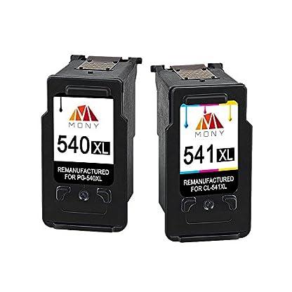 Mony-Remanufactured-Canon-PG-540-CL-541-XL-Druckerpatronen