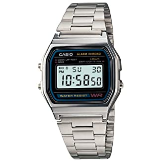 Casio-A158WEA-1EF-Retro-Uhr-Digital