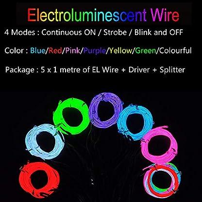 Lychee-Tragbare-5-x-1-Meter-Neon-leuchtende-Strobing-Elektrolumineszenzdraht-flexibles-helles-Neonlicht-EL-Drahtseil-mit-3-Modi
