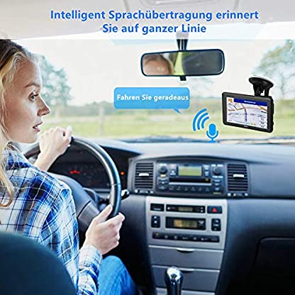 Aigoss-Navigation-fr-Auto-5-Zoll-Touchscreen-8GB-GPS-Navi-Navigationsgert-mit-POI-Sprachfhrung-Fahrspurassistent-LKW-PKW-KFZ-mit-Lebenszeit-Kostenlose-Kartenupdates-2019-Europa-Karten