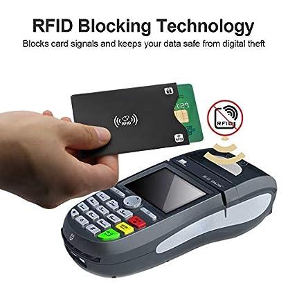 ODLICNO-1-x-Keyless-Go-Schutz-Autoschlssel-5-x-RFID-Blocker-Schutzhllen-fr-Kreditkarten-Fob-Faraday-Signal-Blocker-Tasche-RFIDNFCWiFiGSMLTE-Zum-Funkschlssel-abschirmen-und-Datenschutz