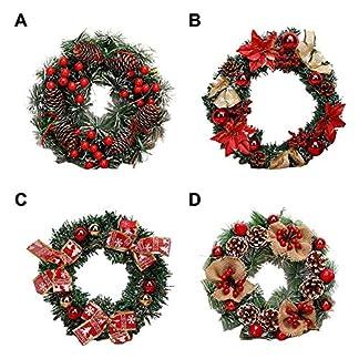 Weihnachten-Deko-Weihnachten-Handgemachte-Kranz-Rattan-Anhnger-Girlande-Fr-Einkaufszentrum-Weihnachtsbaum-Dekoration-Ornament
