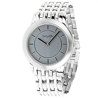 Berydale-Damen-Armbanduhr-mit-Metall-Gliederband-und-Quarzwerk-BD702-1