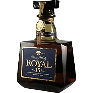 Suntory-Royal-Whisky-15-Jahre-Blaues-Label