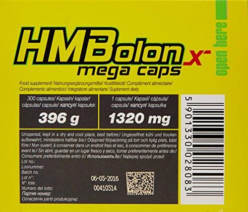 Olimp HMBolon NX, 300 Kapseln, 1er Pack (1 x 396 g)