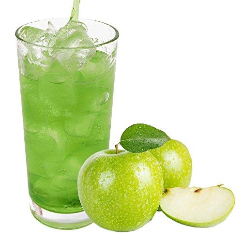 Saurer Apfel Geschmack extrem ergiebiges Getränkepulver für Isotonisches Sportgetränk Energy-Drink ISO-Drink Elektrolytgetränk Wellnessdrink