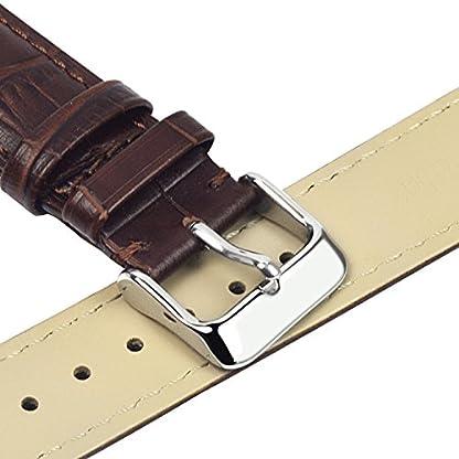 Leder-Uhrenarmband-20mm-Echt-Uhrband-Armband-Uhrenarmbnder-Watch-Band-Ersatzarmband-fr-Uhren-Schwarz-Braun-18mm-19mm-20mm-21mm-22mm