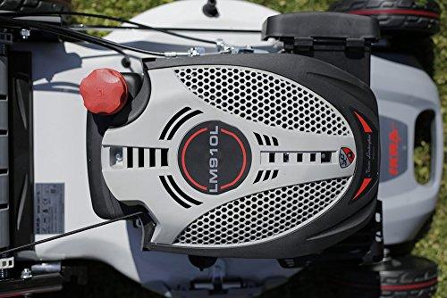 IKRA-Benzin-Rasenmher-Mulcher-IBRM-2351-TL-Radantrieb-4-Takt-Motor-Tonino-Lamborghini-4-kW-223cm-51cm-Schnittbreite