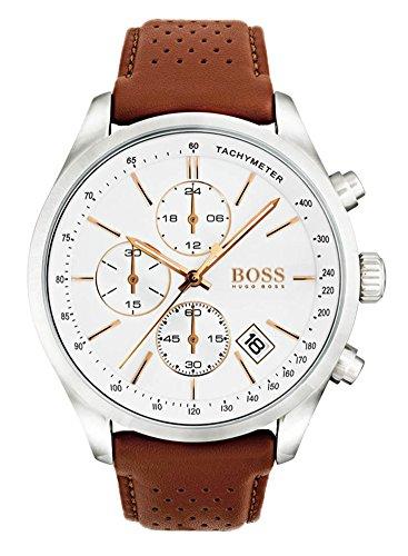 Hugo-Boss-Herren-Armbanduhr-Grand-Prix