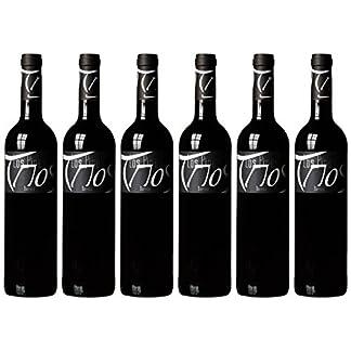 Los-Pinos-Dominio-Tinto-Cuve-Barrica-Valencia-Tempranillo-2017-Bio-trocken-6-x-075-l