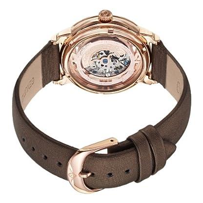 Stuhrling-Original-Damen-Armbanduhr-Analog-Automatik-Leder-165B2334P14