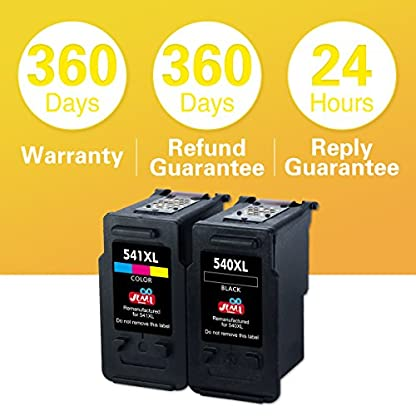 JIMIGO-PG-540XL-CL-541XL-Ink-Cartridges-Remanufactured-Canon-PG-540-CL-541-Ink-Cartridges