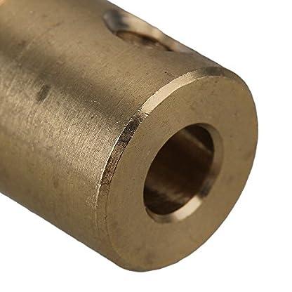 mxfans-2-5-mm-Schaft-Motor-Flexible-Kupplung-Koppler-Connector-fr-KFZ-Rder-Reifen