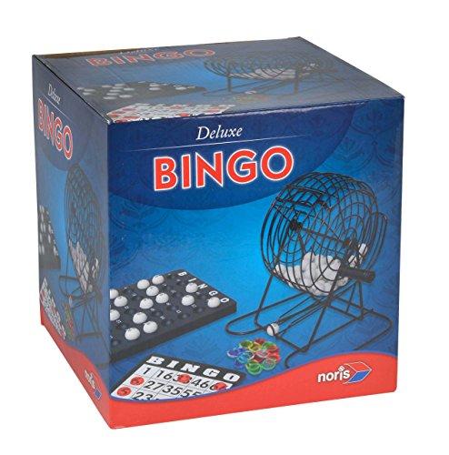 Noris-Spiele-606108011-Deluxe-Bingo