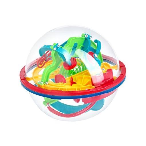 3D-Labyrinth-Ball-Puzzle-Labyrinth-Hobby-Ball-Spiel-Magic-Puzzle-Bildungsintellekt-Didaktische-Puzzlekugel-Magischer-Intellekt-Ball-Puzzle-3D-Puzzle