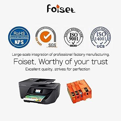 Foiset-4-Packung-Ersatz-fr-HP-903-XL-903XL-Tintenpatrone-Druckerpatronen-Kompatibel-mit-HP-Officejet-6950-6960-6970-All-in-One-Drucker-Schwarz-Cyan-Magenta-Gelb