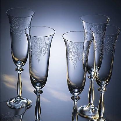 Bohemia-Cristal-093-006-012-Weinkelche-ca-350-ml-aus-Kristallglas-6er-Set-Romance