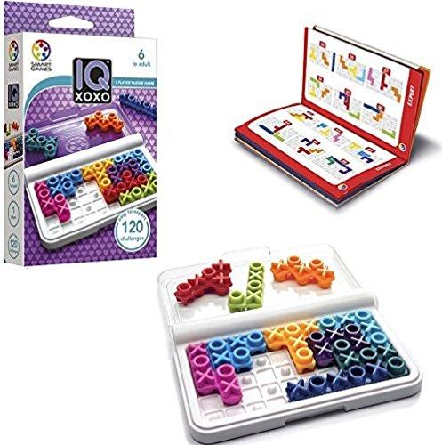 Smartgames–SG-444–IQ-XOXO–Spiel-des-Nachdenkens-und-der-Logik