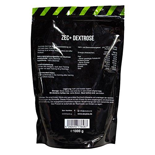 Zec+ Dextrose 1000g
