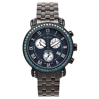 Joe-Rodeo-Diamant-Herren-Uhr-CLASSIC-schwarz-55-ctw