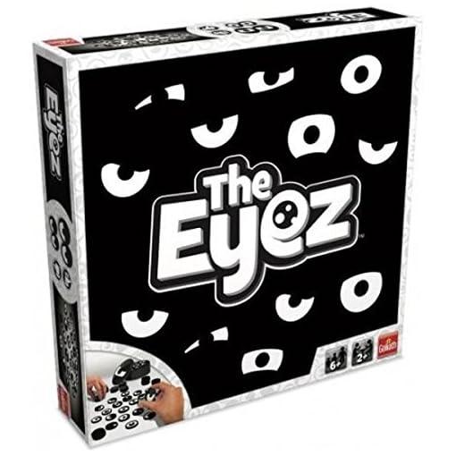 Goliath-30972-The-Eyez-Familien-und-Partyspiel-mit-lustigen-Augenpaaren-spannendes-Memory-Spiel-Aktions-Spiel-fr-Kinder-und-Erwachsene-frdert-Konzentration-Gedchtnis-Spiel-ab-6-Jahren