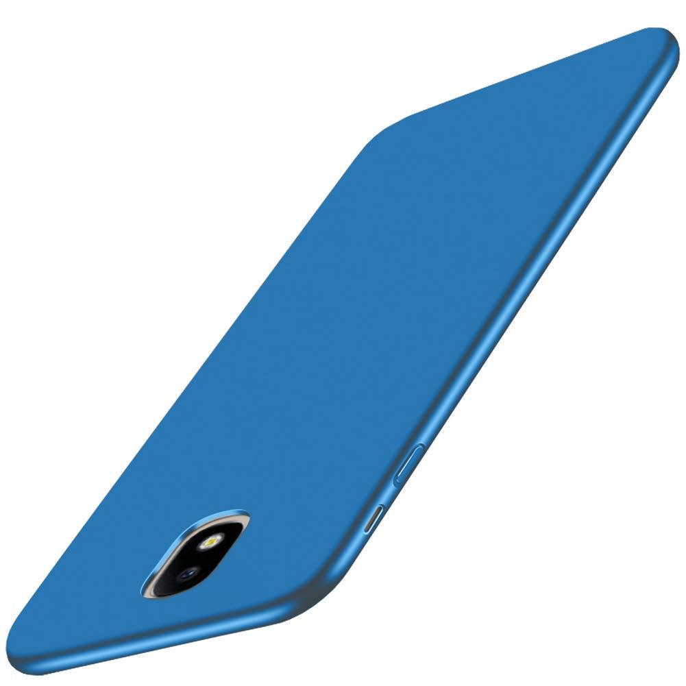 Bakicey-Kompatibel-mit-Samsung-Galaxy-J7-2018-Hlle-Handyhlle-fr-Samsung-J750-Ultra-Dnn-Schutzhlle-Rutschfest-Kratzfeste-Stofest-Schutz-Tasche-Hardcase-Bumper-Cover-Schale-fr-Galaxy-J7-2018