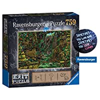 EXIT-759-Teile-Ravensburger-Puzzle-199518-2-Tempel-in-Angkor-Wat-ab-12-Jahren-1-Cooler-Sticker-Sometimes-You-Win-by-Collectix-gratis