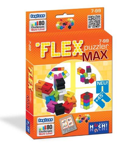 Huch-Friends-878472-Flex-Puzzler-Max-Geschicklichkeitsspiel