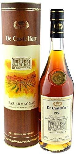 Raritt-Armagnac-De-Castelfort-07l-Jahrgang-1966-abgefllt-2016-50-Jahre-im-Fass-gelagert-inkl-Geschenkdose