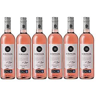 Beringer-Rosewein-aus-USA-Weinpaket-Classic-Zinfandel-Ros-2017-6-x-075-Liter