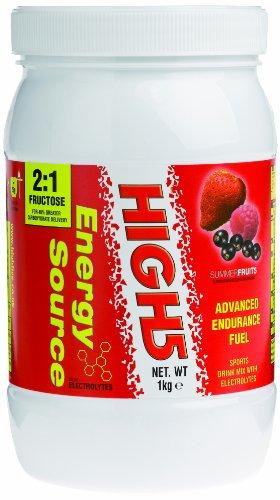 High5 Energy Source Summer Fruits (1.0 kg Jar), 1er Pack (1 x 1 kg)