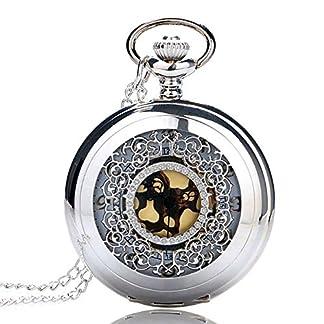 Retro-Taschenuhr-Bronze-Horse-Quarz-Taschenuhr-Kette-Mnner-Frauen-Geschenk-Stunde-fr-Mnner-Frauen