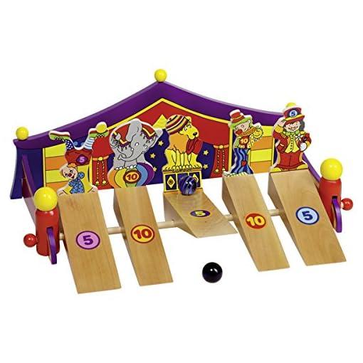 Goki-56742-Murmelspiel-Zirkus