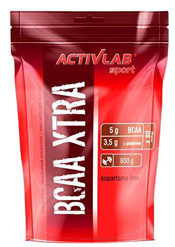 Activlab, BCAA Xtra, Orange, 1er Pack (1x 800g)