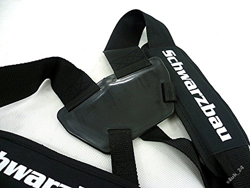 Komfort-Tragegurt-Doppel-Schultergurt-fr-Motorsense-Freischneider-Trimmer-Neu-Model