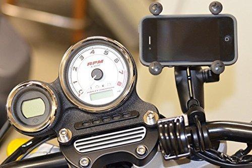 Ram-Mount-RAM-B-149Z-UN7U-Schwarze-Halterung-fr-Kommunikationsgerte