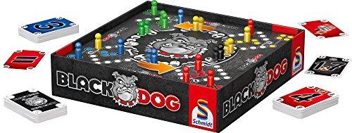 Schmidt-Spiele-49323-Black-Dog-Spiel-und-Puzzle