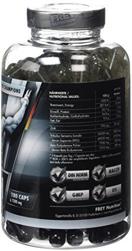 Frey Nutrition Tribuston 180 Kapseln, 1er Pack (1 x 234 g)