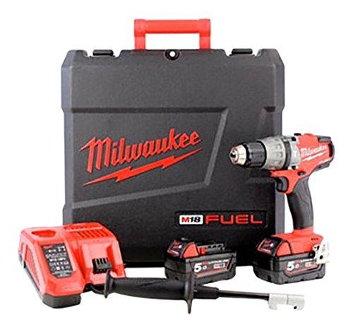 Milwaukee-M18-x-502-FPD-KRAFTSTOFF-Bohrschrauber-18-V-2-x-50Ah-Li-Ion