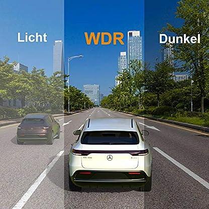WiMiUS-H10-Spiegel-Dashcam-Auto-Kamera-Full-HD-1080P-Rckspiegel-Monitor-mit-7-Zolls-IPS-Touchscreen-170-Weitwinkel-IP68-Wasserdichte-Rckfahrkamera-WDR-LDWS-G-Sensor-Loop-Aufnahme-Parkmonitor