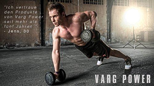 Fat Burner Extreme by Varg Power   120 Kapseln Hochdosiert   Schnell abnehmen für Männer und Frauen   Diät Tabletten ohne Sport   Fettverbrenner Pillen